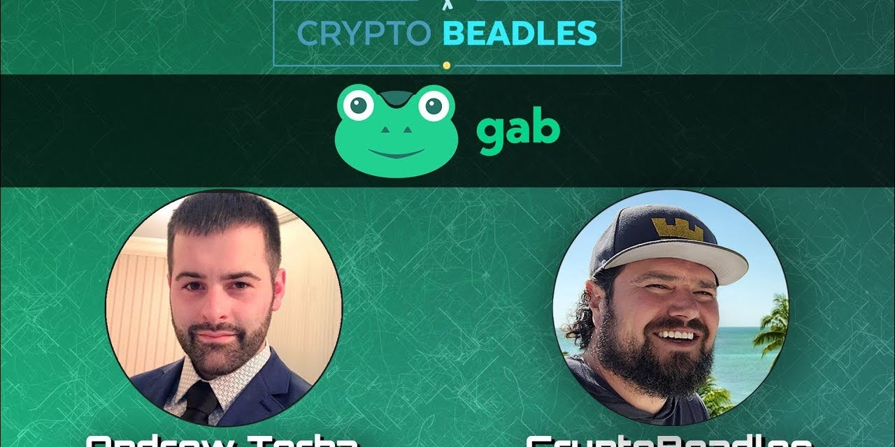 Shut down, cash cut off, removed from stores but still here, meet the new Gab⎮Crypto⎮Blockchain⎮