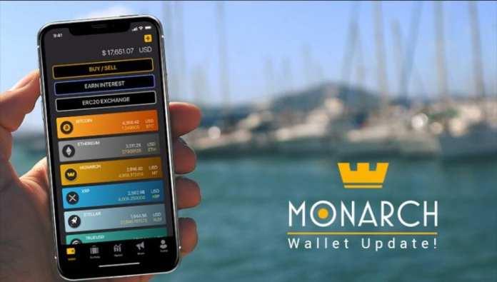 Monarch Wallet Updates Bring SLP Support
