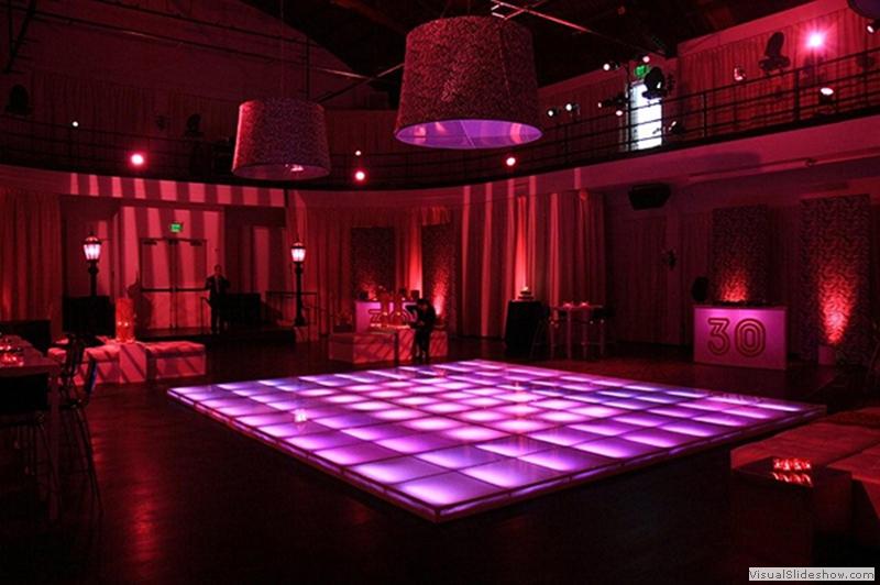 Dance Floor Rentals