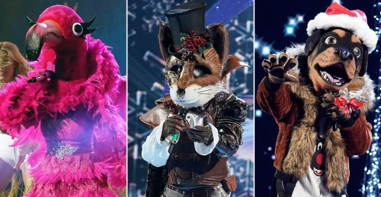 who was the rottweiler masked singer
