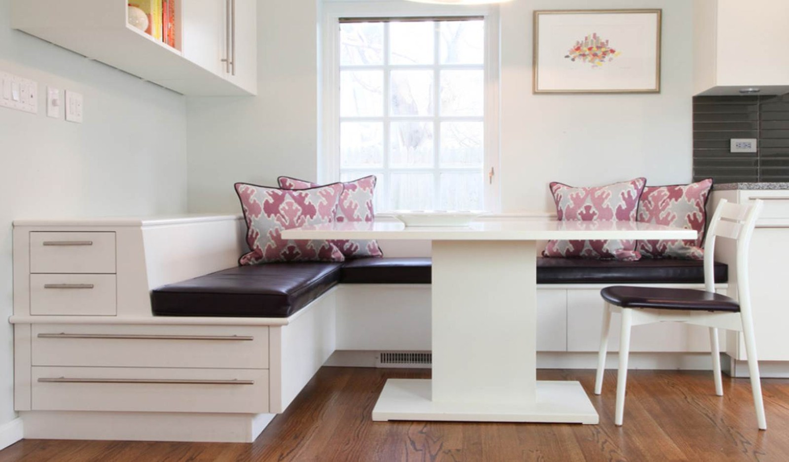 kitchen bench seating height  Kitchen Bench Seating for