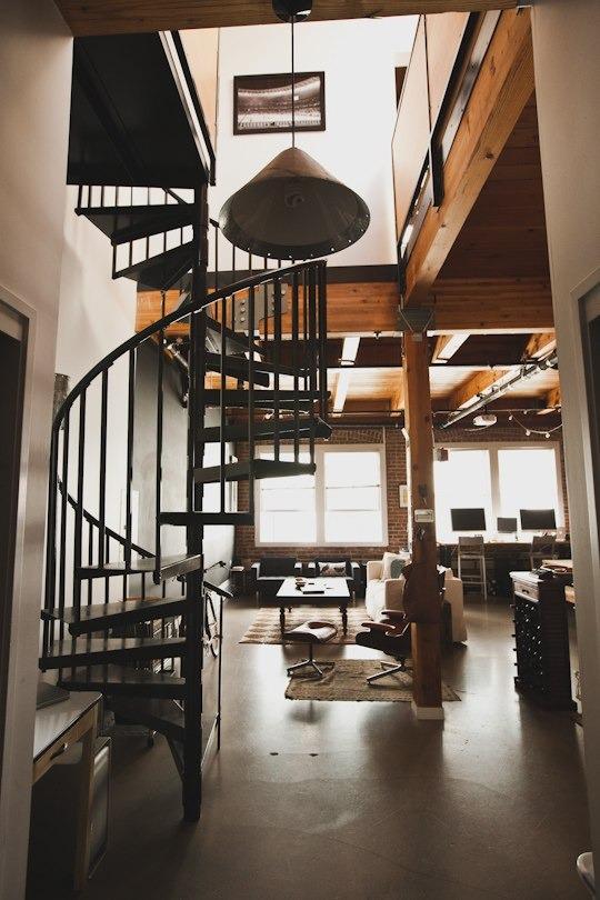 Crer Un Dcor De Style Industriel Et Chaleureux DESIGN