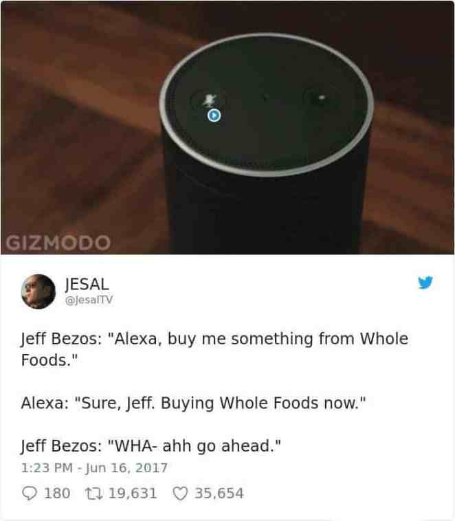 Funny Tweets About Amazon Alexa That Prove There's Nothing Artificial About Her Intelligence