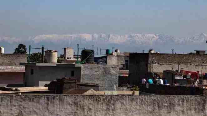 Himalayas Visible for First Time in 30 Years From Some Parts of India
