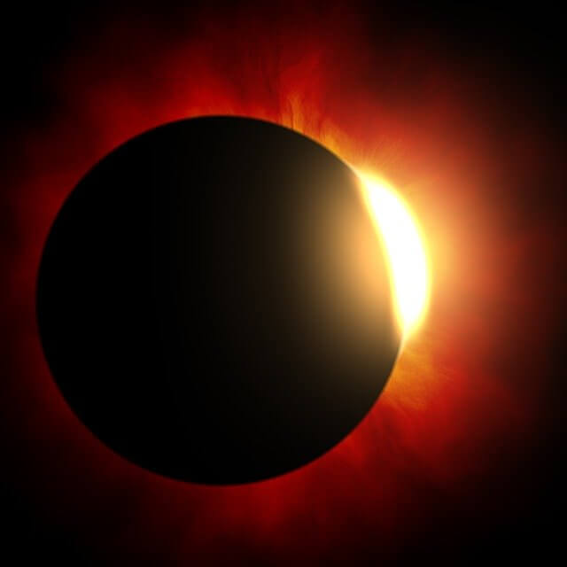 Annular eclipse June 2020