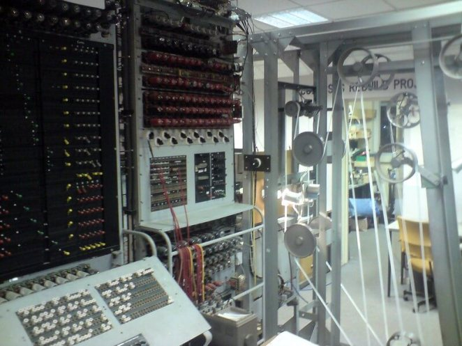 National Museum of Computing virtual tour online