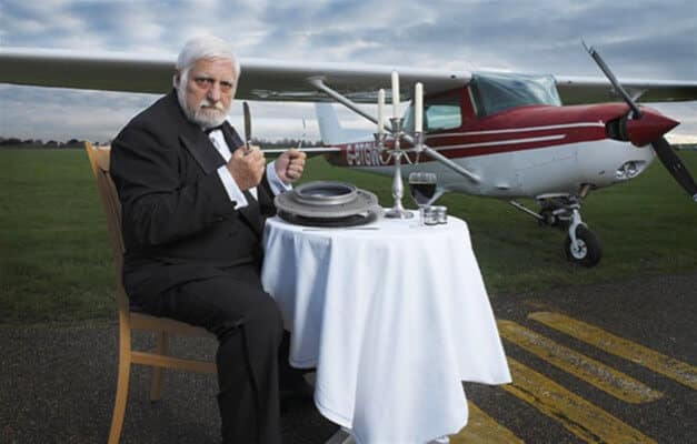 Unbelievable Michel Lotito from France, who can eat everything Guinness world record