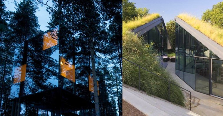11 Amazing Houses Hidden From Sight