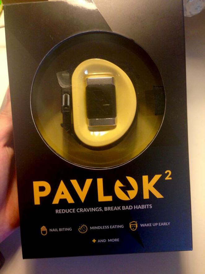 Amazon now selling Pavlok bracelet which gives you a shock