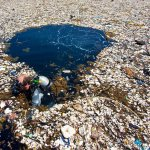 Caribbean Island is now Sea of Plastic full of waste