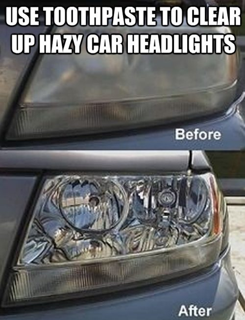 life hacks nobody told you car cleaning