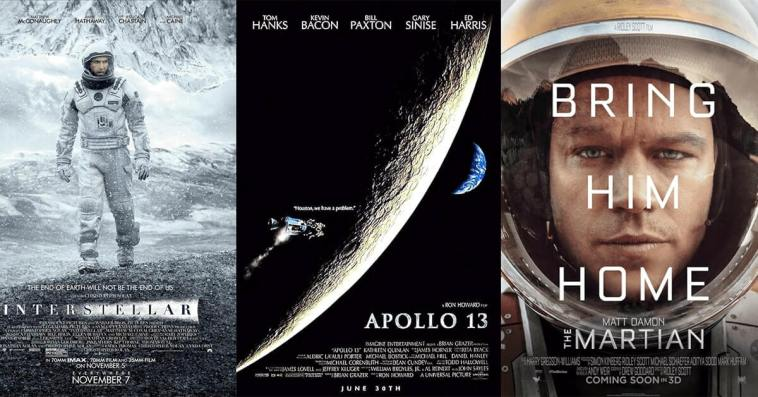 5 Must See Impressively Realistic Movies About Space