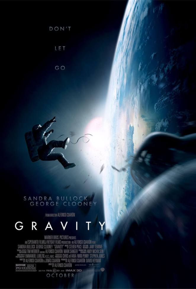 Impressively Realistic Space Movie Gravity follows Science rules