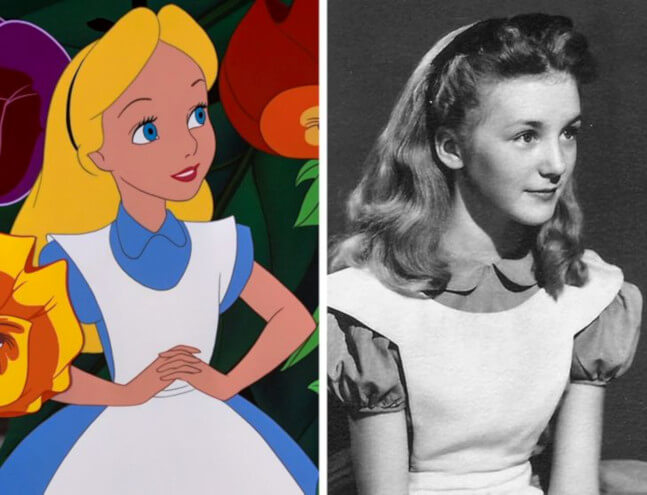 12 Disney Characters Who Were Based on Real People 3
