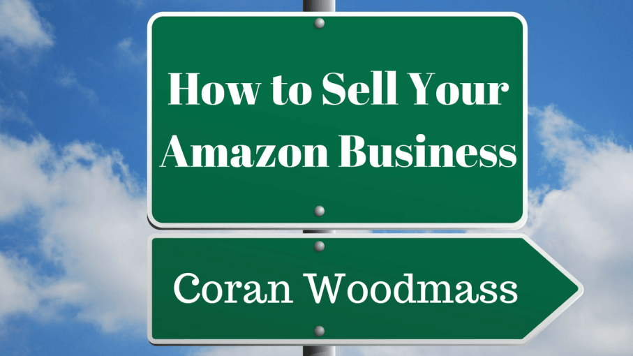 Sell Your Amazon Business