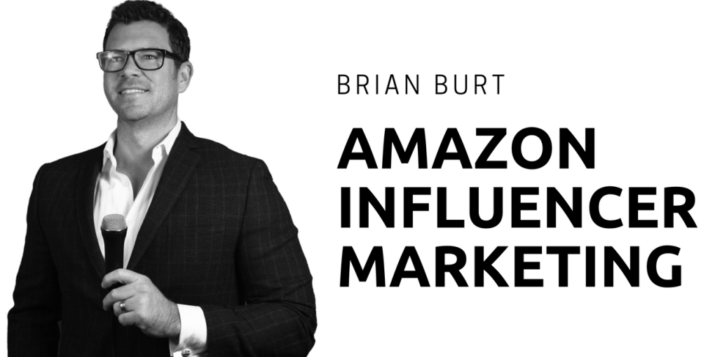 Amazon influencer marketing