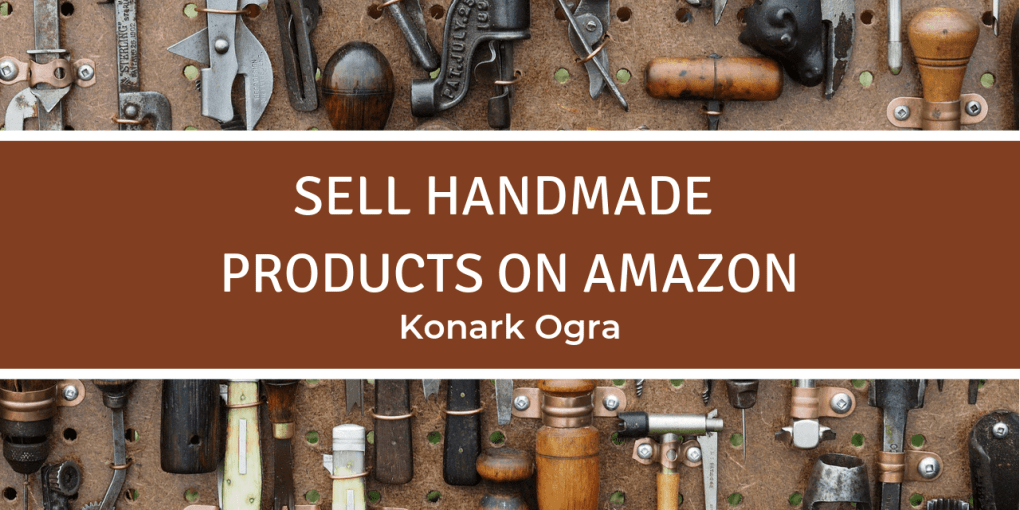 Sell Handmade Products on Amazon