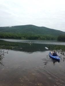Beaver Pond in its full glory