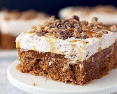 amazin' raisin cake