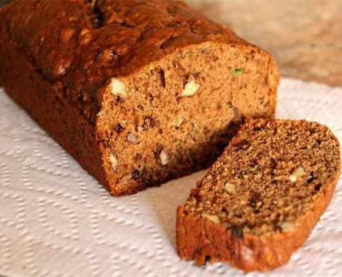amazin' raisin walnut bread