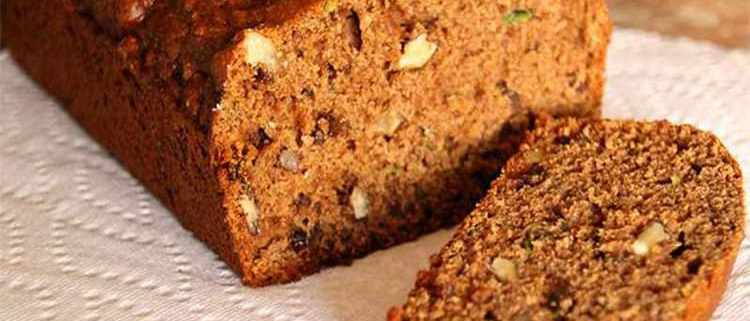 amazin' raisin walnut bread