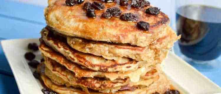 amazin' raisin orange raisin pancakes recipe