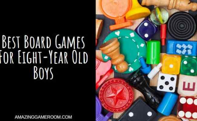 14 Best Board Games For 8 Year Old Boy 2019 Edition