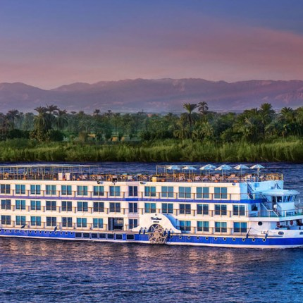 Oberoi Philae Luxury Crusie