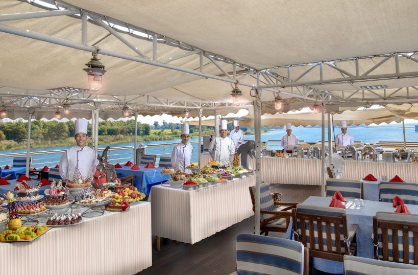 Sun Deck Buffet