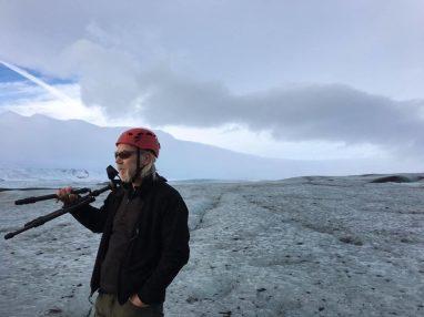 Glacier photography