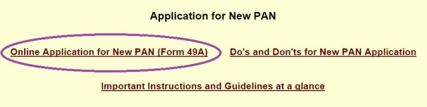 How to apply for pan card in india full guide eisa rahi eisa step 4 read all the guidelines carefully you can also convert the text in hindi to read in hindi language scroll till the bottom of the page and you yelopaper Gallery
