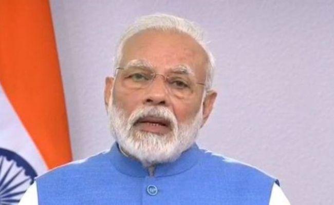 Pm Modi Announces All India Lockdown For 21 Days Over Covid 19