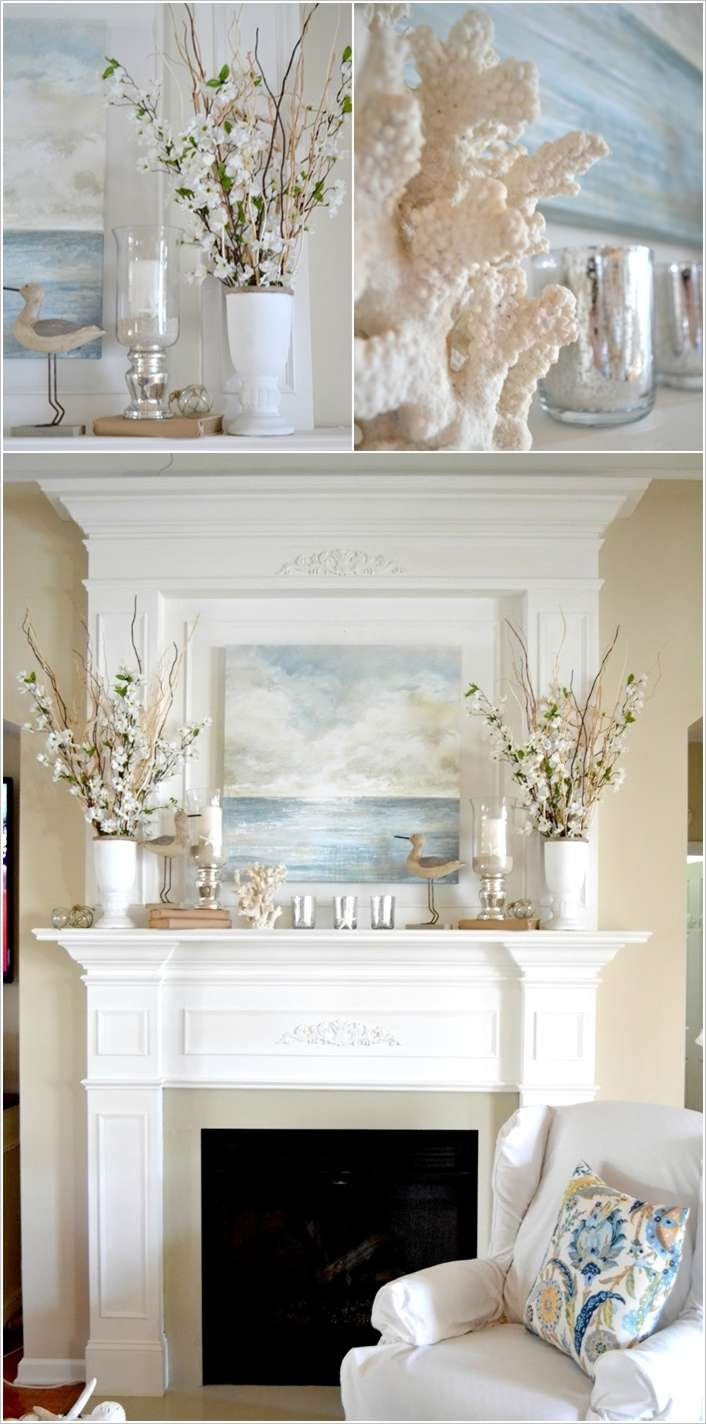 Ideas For Decorating A Fireplace Mantel 15 Awesome Ideas To Decorate Your Fireplace Mantel