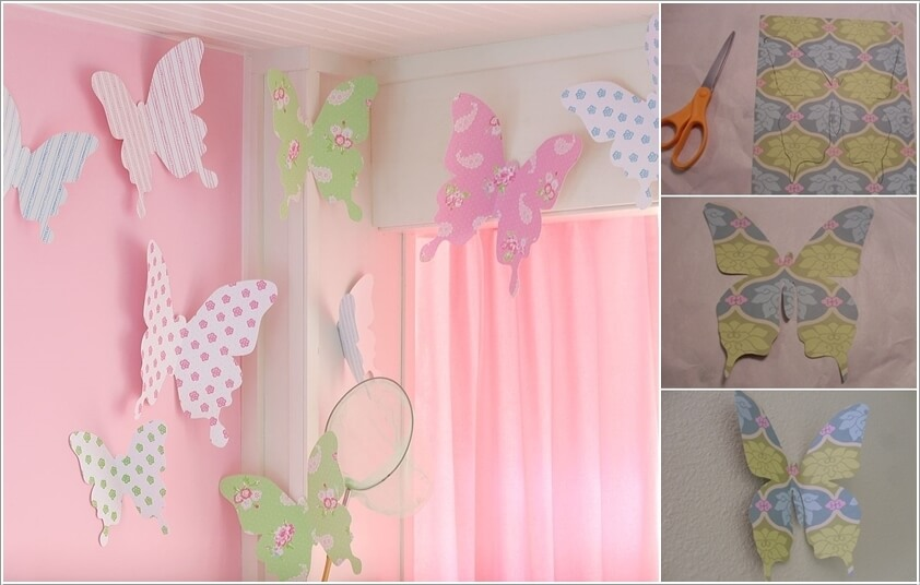 13 DIY Wall Decor Projects For Your Kids' Room