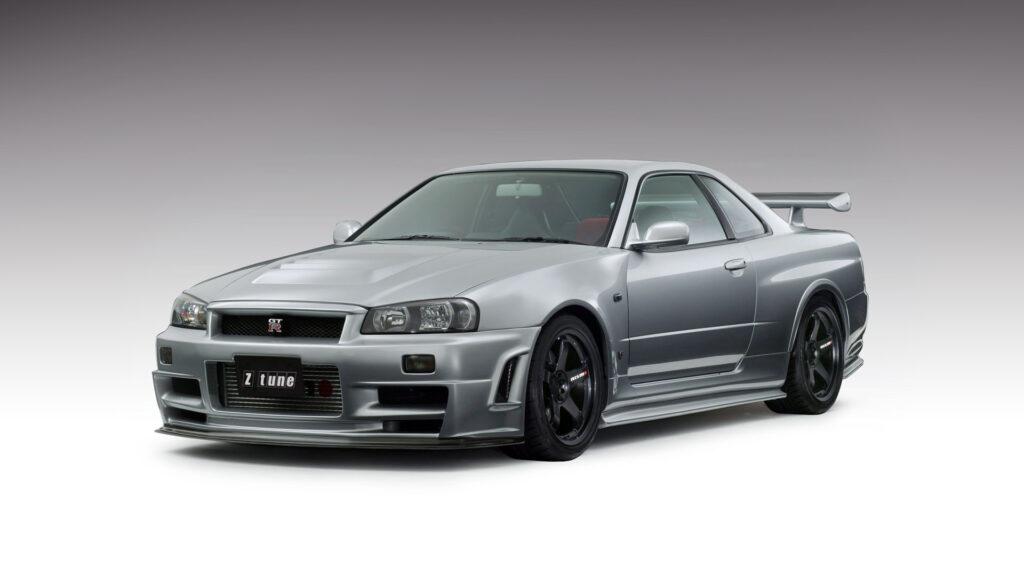 2001 Nissan Skyline R34 GT-R Nismo – Amazing JDM Cars