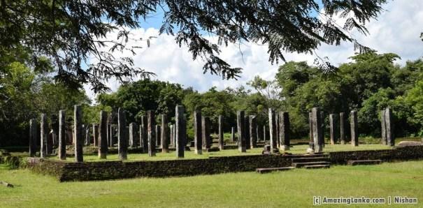 Ruins of the Nai Pena viharaya