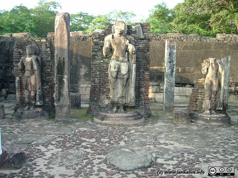Hetadage of Polonnaruwa