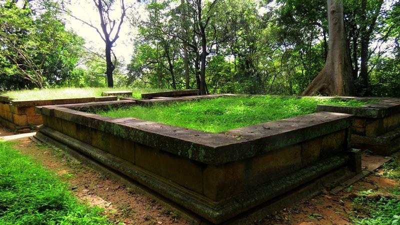 Ruins of Budugala Monastery
