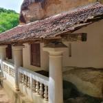 Cave image house of Teldiniya Bambaragala Monastery