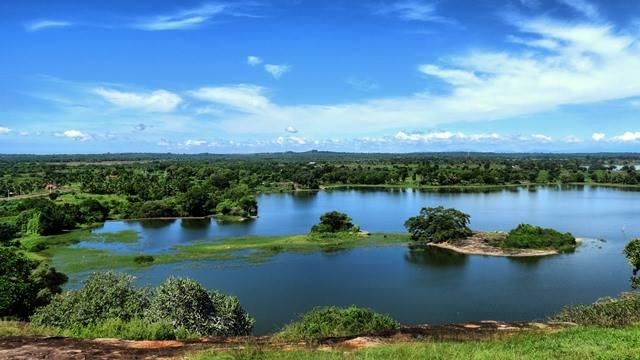 Bandagiriya Reservoir