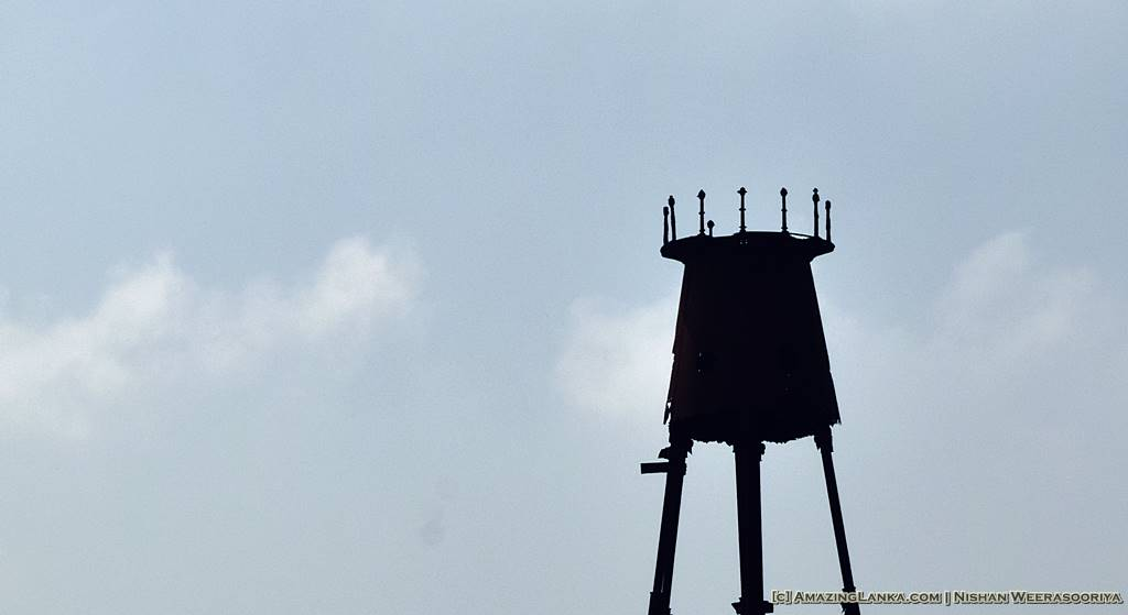 Old Thalaimannar Lighthouse (Urumalai Lighthouse)