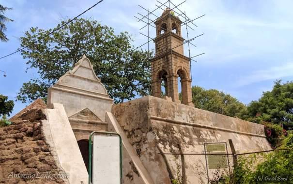 Negombo Fort  - මීගමුව බලකොටුව