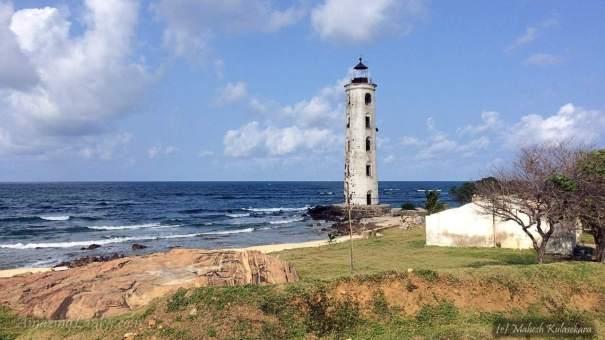 Sampur Foul Point Lighthouse - සාම්පූර් ප්රදීපාගාරය