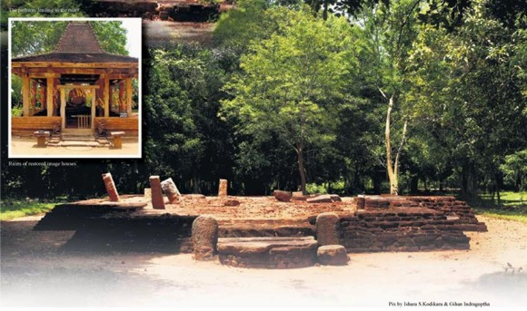 Divulwewa Ancient Monastery
