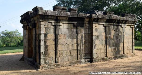 The Galge of Devinuwara - an unknown structure of a ancient kingdom.