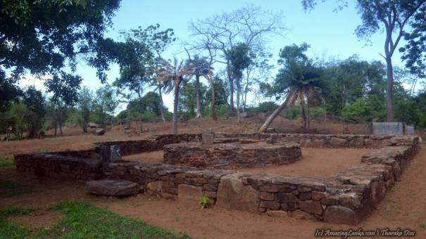 Kumara Ella Archaeological Reserve - කුමාර ඇල්ල පුරාවිද්යා භුමිය