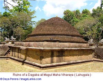 Lahugala Magul Maha Viharaya