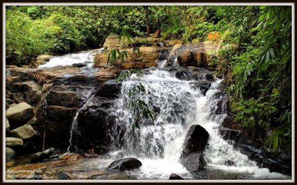Alagiyawanna Ella Falls