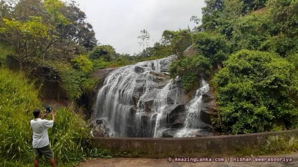 Ruckmal Ella Waterfall