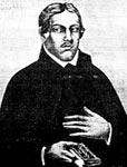 Portrait of Dom João in ecclesiastical costume